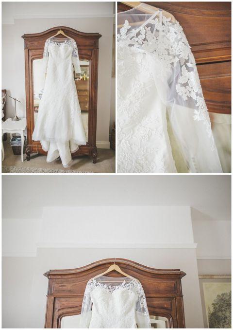 vintage wedding photographer Earsdon Eccles village hall 012(pp w480 h678)