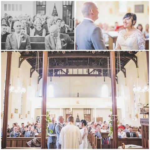 vintage wedding photographer Earsdon Eccles village hall 028(pp w480 h482)