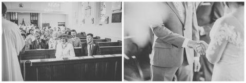 vintage wedding photographer Earsdon Eccles village hall 029(pp w480 h163)