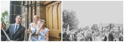 vintage wedding photographer Earsdon Eccles village hall 048(pp w480 h163)