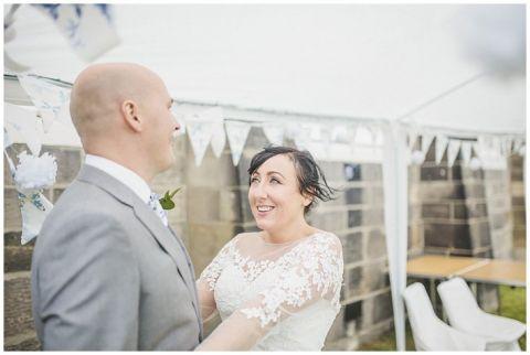 vintage wedding photographer Earsdon Eccles village hall 068(pp w480 h322)