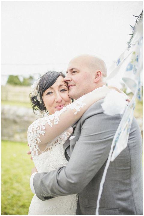 vintage wedding photographer Earsdon Eccles village hall 071(pp w480 h716)