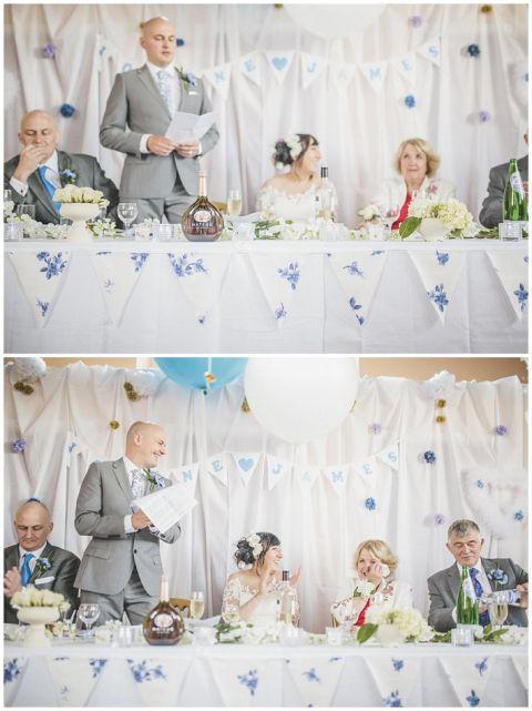 vintage wedding photographer Earsdon Eccles village hall 087(pp w480 h641)