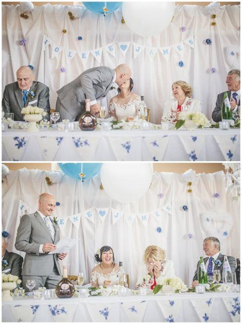 vintage wedding photographer Earsdon Eccles village hall 088(pp w480 h641)