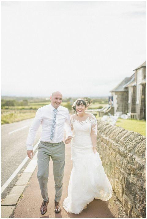 vintage wedding photographer Earsdon Eccles village hall 097(pp w480 h716)