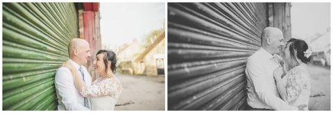 vintage wedding photographer Earsdon Eccles village hall 099(pp w480 h163)