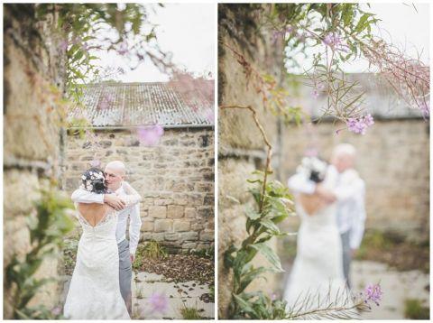 vintage wedding photographer Earsdon Eccles village hall 103(pp w480 h358)
