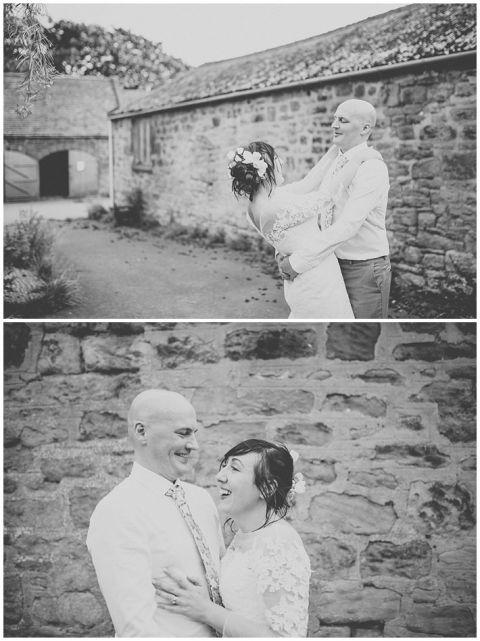 vintage wedding photographer Earsdon Eccles village hall 104(pp w480 h641)