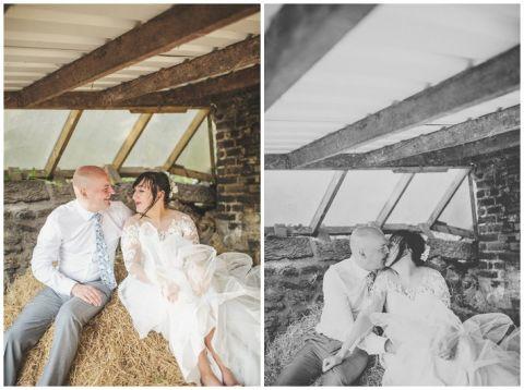 vintage wedding photographer Earsdon Eccles village hall 106(pp w480 h358)