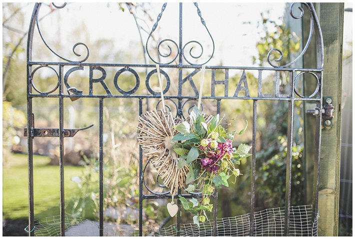 crook hall wedding photographer