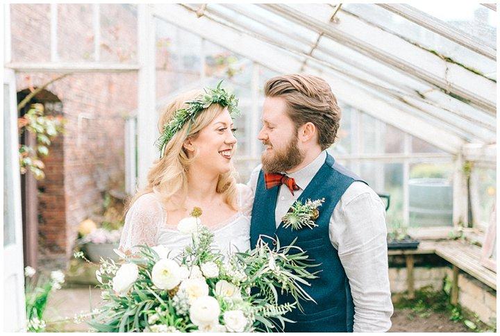 Hexham Winter Gardens Wedding Photographer 0246