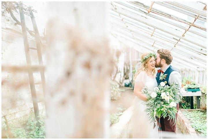 Hexham Winter Gardens Wedding Photographer 0251