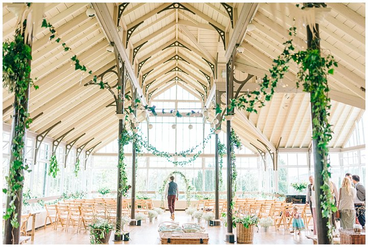 Hexham Winter Gardens Wedding Photographer 0264