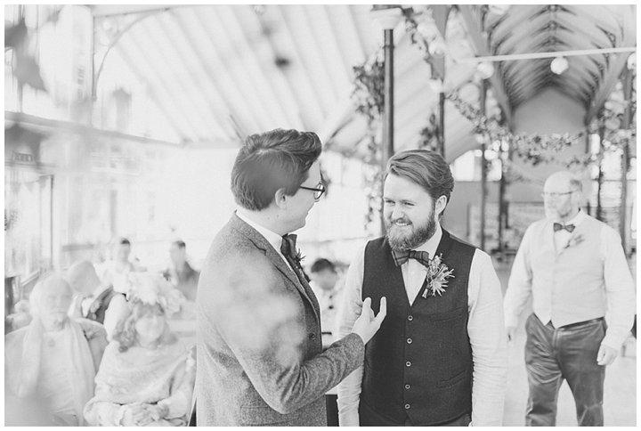 Hexham Winter Gardens Wedding Photographer 0267