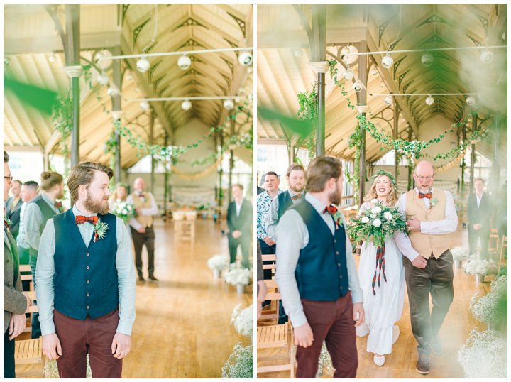 Hexham Winter Gardens Wedding Photographer 0269