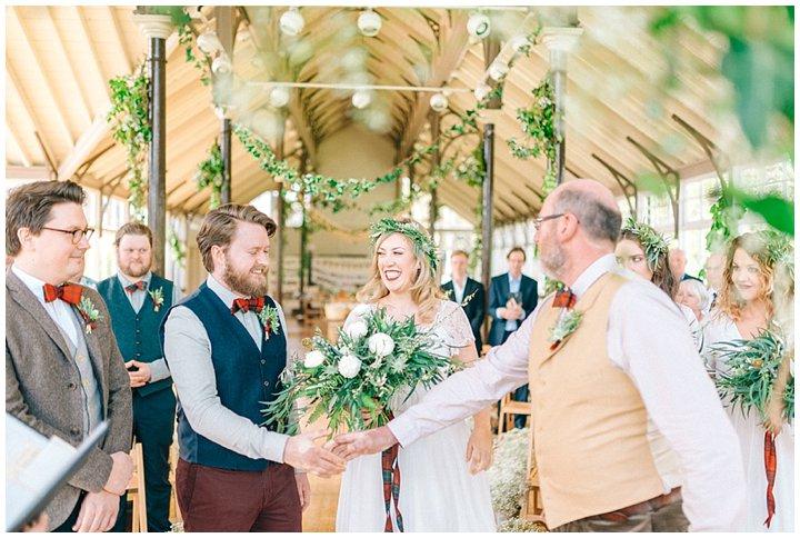 Hexham Winter Gardens Wedding Photographer 0271