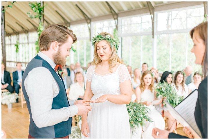 Hexham Winter Gardens Wedding Photographer 0277