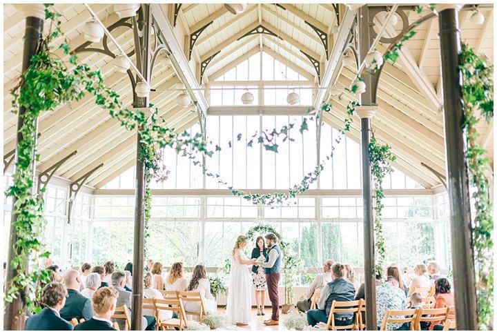 Hexham Winter Gardens Wedding Photographer 0280