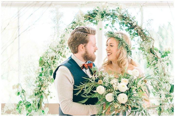 Hexham Winter Gardens Wedding Photographer 0284