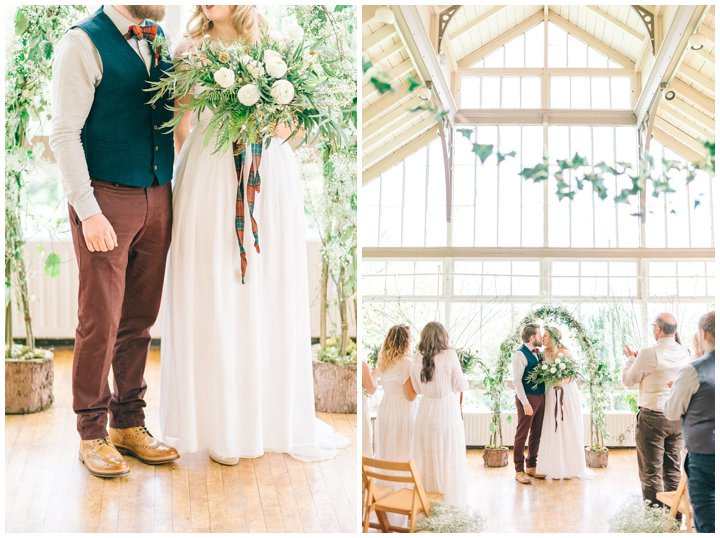 Hexham Winter Gardens Wedding Photographer 0285