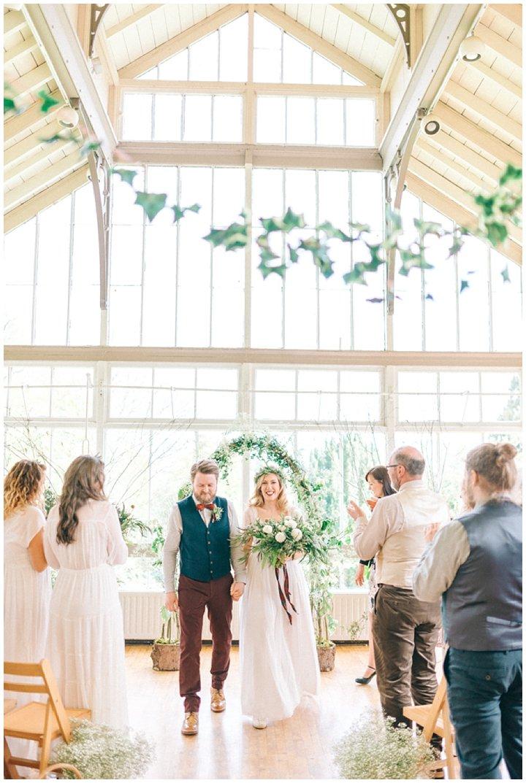 Hexham Winter Gardens Wedding Photographer 0286