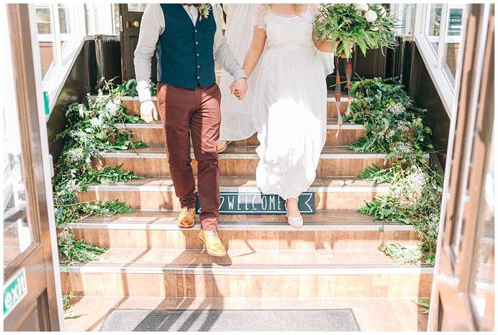Hexham Winter Gardens Wedding Photographer 0287