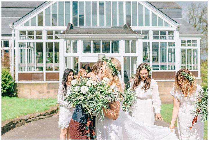 Hexham Winter Gardens Wedding Photographer 0288