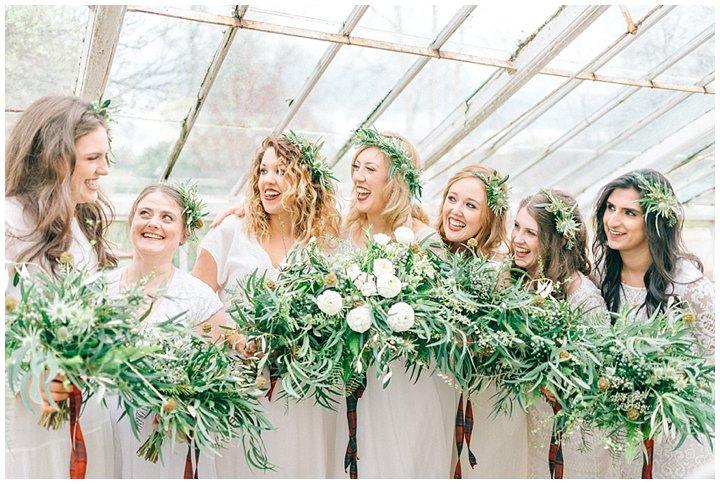 Hexham Winter Gardens Wedding Photographer 0304