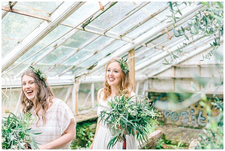 Hexham Winter Gardens Wedding Photographer 0307