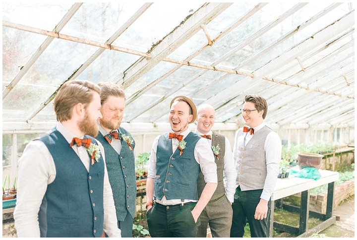 Hexham Winter Gardens Wedding Photographer 0310