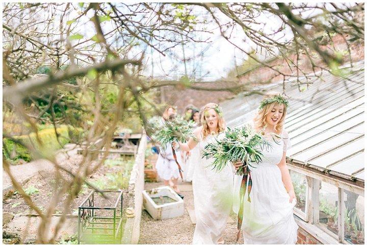 Hexham Winter Gardens Wedding Photographer 0312