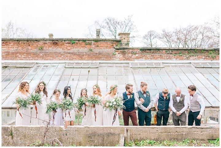 Hexham Winter Gardens Wedding Photographer 0314