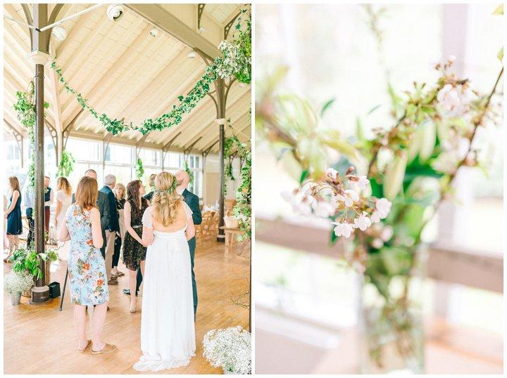 Hexham Winter Gardens Wedding Photographer 0337