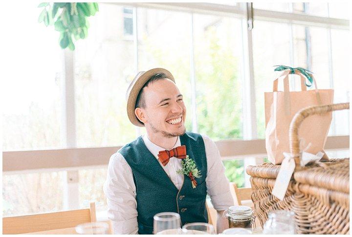 Hexham Winter Gardens Wedding Photographer 0357