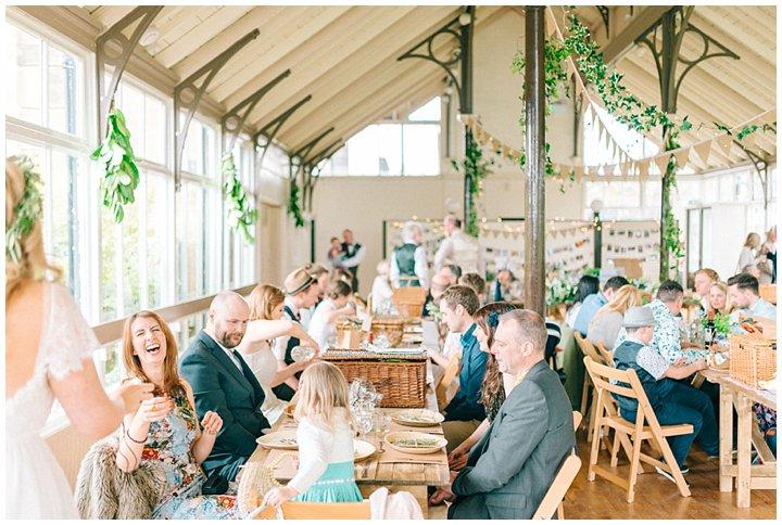 Hexham Winter Gardens Wedding Photographer 0359