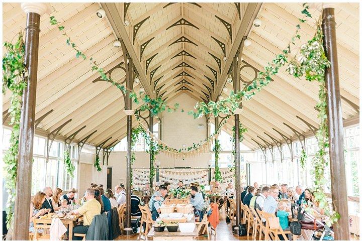 Hexham Winter Gardens Wedding Photographer 0361