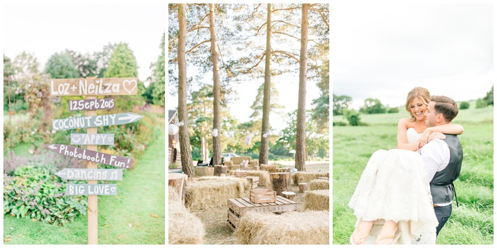 Fern And Field Wedding Kent » SJ