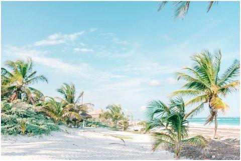 Wedding Elopement Tulum Mexico Viento De Mar Akiin Beach Club 0205(pp w480 h322)