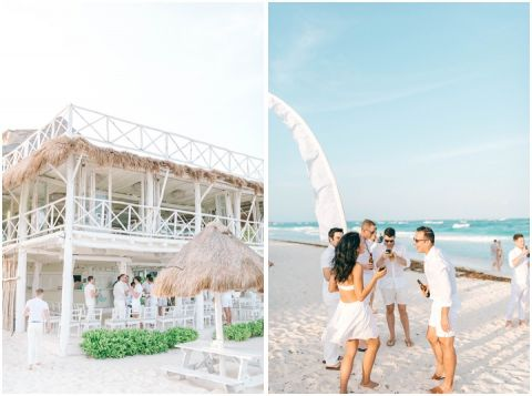 Wedding Elopement Tulum Mexico Viento De Mar Akiin Beach Club 0207(pp w480 h357)