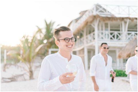 Wedding Elopement Tulum Mexico Viento De Mar Akiin Beach Club 0208(pp w480 h322)