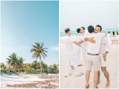 Wedding Elopement Tulum Mexico Viento De Mar Akiin Beach Club 0214(pp w480 h357)