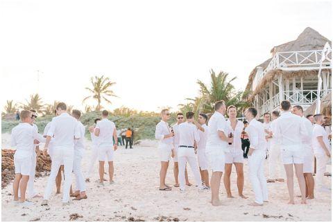Wedding Elopement Tulum Mexico Viento De Mar Akiin Beach Club 0220(pp w480 h322)