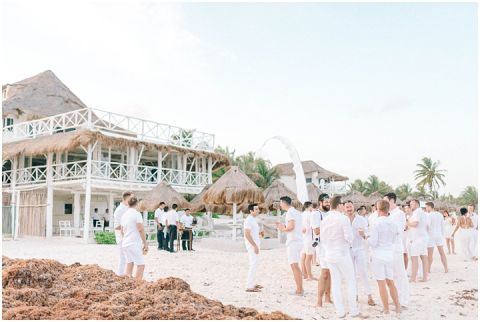 Wedding Elopement Tulum Mexico Viento De Mar Akiin Beach Club 0221(pp w480 h322)