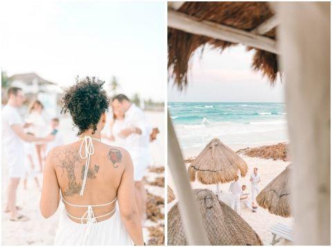 Wedding Elopement Tulum Mexico Viento De Mar Akiin Beach Club 0222(pp w480 h357)