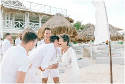 Wedding Elopement Tulum Mexico Viento De Mar Akiin Beach Club 0224(pp w480 h322)