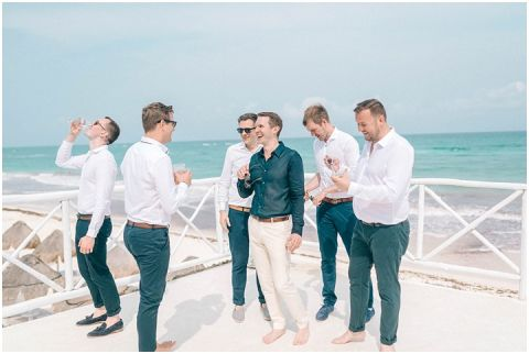 Wedding Elopement Tulum Mexico Viento De Mar Akiin Beach Club 0256(pp w480 h322)