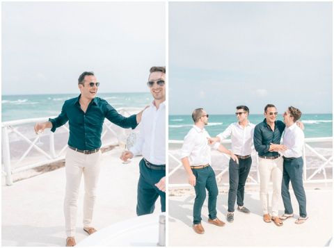 Wedding Elopement Tulum Mexico Viento De Mar Akiin Beach Club 0260(pp w480 h357)
