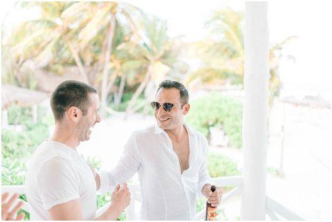 Wedding Elopement Tulum Mexico Viento De Mar Akiin Beach Club 0272(pp w480 h322)