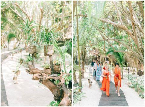 Wedding Elopement Tulum Mexico Viento De Mar Akiin Beach Club 0274(pp w480 h357)