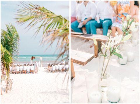 Wedding Elopement Tulum Mexico Viento De Mar Akiin Beach Club 0275(pp w480 h357)